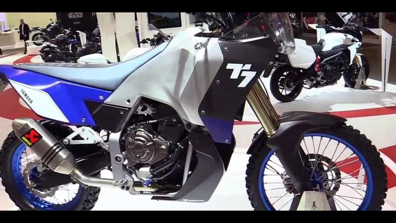 2017 Yamaha T7 Tenere Concept Walkaround Youtube