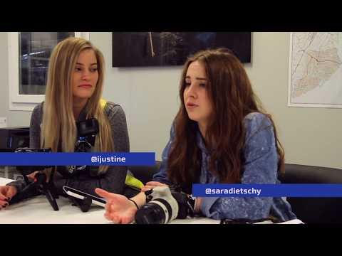 Sara Dietschy & iJustine | FlyNYON