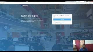 How to automate your twitter account FOR FREE!