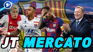 Les chantiers de Ronald Koeman pour son FC Barcelone | Journal du Mercato