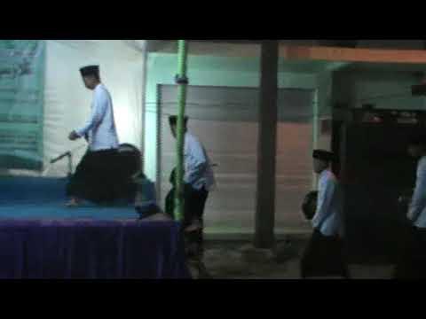 Al-Mahbubin Putra juara 1 fesban in palangsari semarak 1 muharrom