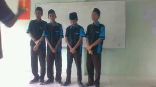Indonesia Raya versi anak SMK Walisongo Sragen