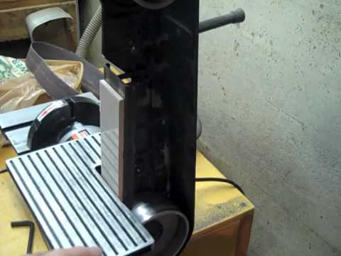 5 Craftsman 2x42 Belt Grinder Modifications Youtube