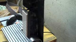 $5 Craftsman 2x42 Belt Grinder Modifications