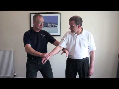 Escort Hold And Arm Wrap
