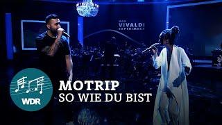 "Vivaldi Experiment 2016: ""So wie du bist"" - MoTrip feat. WDR Funkhausorchester | WDR"