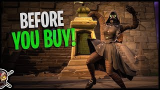 Scourge | Herald's Wand | Lamplight Glider - Before You Buy - Fortnite
