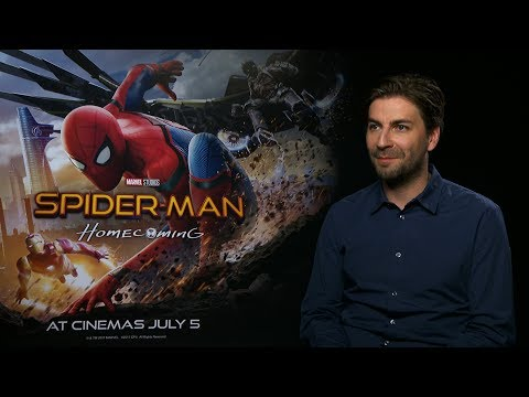 Spider-Man: Homecoming interview - hmv.com...