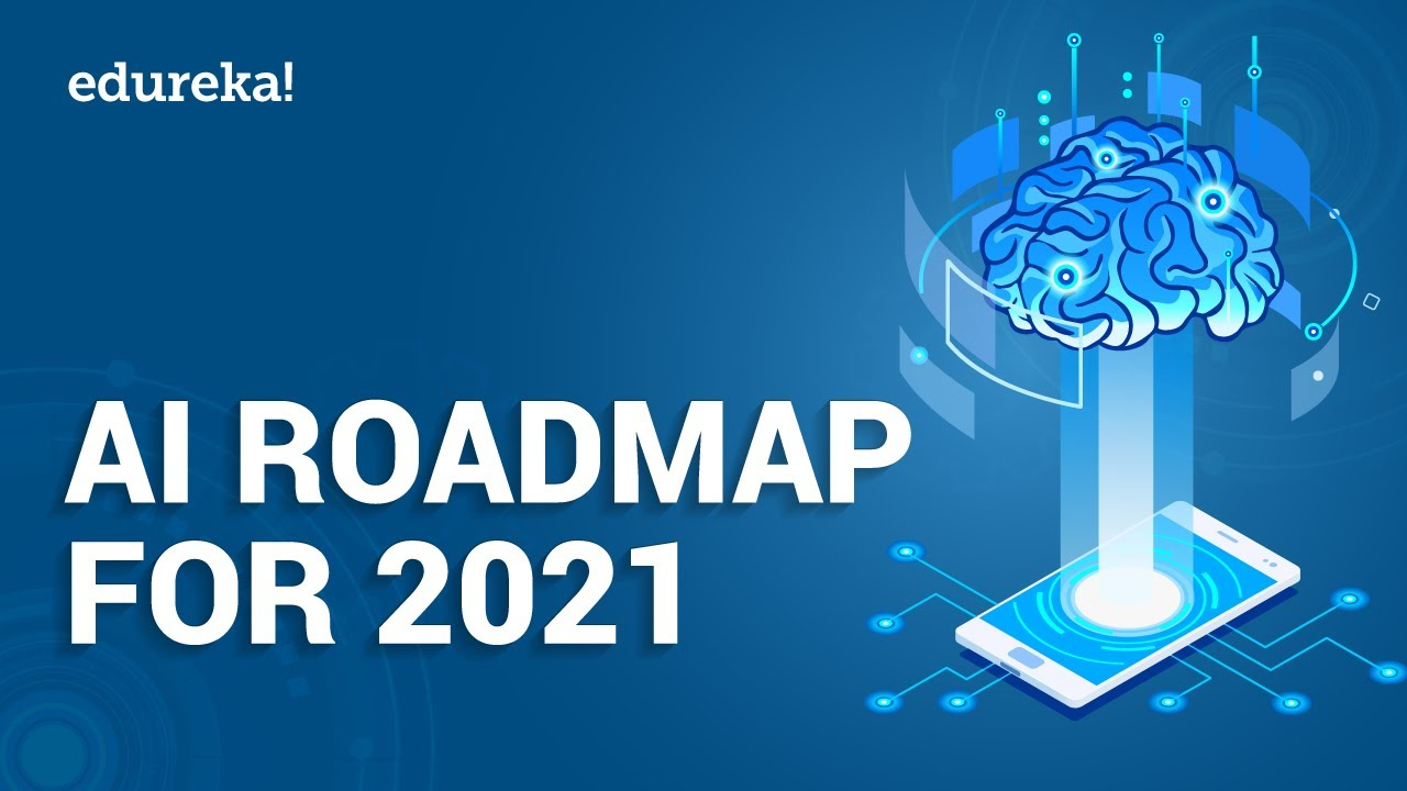 AI Roadmap For 2021 | Learn AI | Artificial Intelligence Careers | Data Science Training