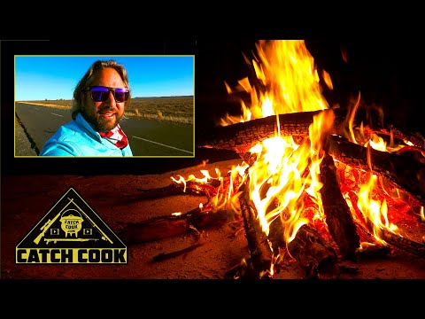 Ep 1 of 3 | Karoo hunt: kudu balls for dinner! | catch cook | South Africa