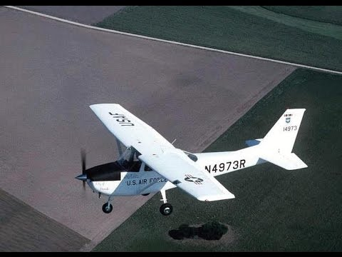 Cessna T-41 Mescalero, 1960s Air Force Pilot Training basic flying techniques