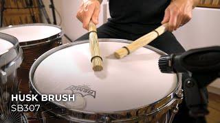 MEINL Stick & Brush Husk Brush SB307