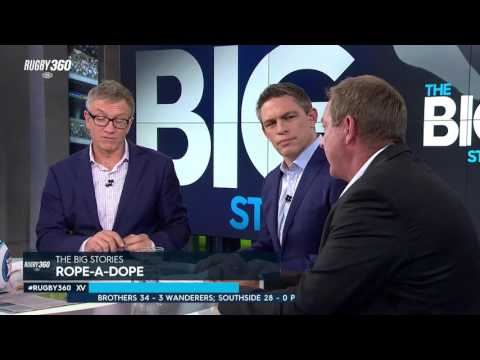 Rugby360: Rope-a-dope England Tactics