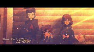 [AMV] - Manga Inazuma Eleven  - jeanne Sorano
