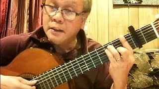 Bao Giờ Biết Tương Tư (Phạm Duy - Ngọc Chánh) - Guitar Cover by Hoàng Bảo Tuấn