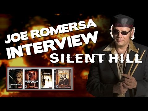 Silent Hill's Lyricist & Singer Joe Romersa Interview