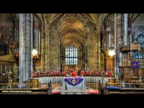 BBC Choral Evensong: St Mary's Warwick 1993 (Simon Lole)