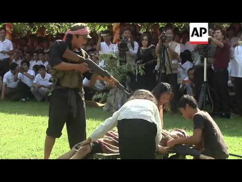 """""""DAY OF ANGER"""" HONOURS KILLING FIELDS VICTIMS"""