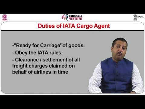 Air cargo Acceptance