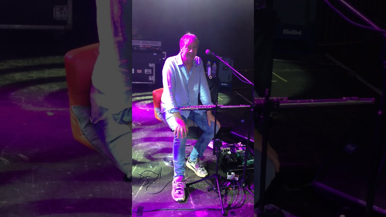 Fly Me To The Moon soundcheck 02 06 2018
