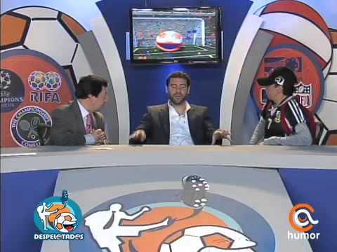Despelotados - Asociación Internacional de Fútbol Virtual - AIFV 2/2