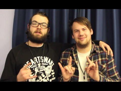 Kerrang! Tour 2015 - The Most Awkward Beartooth Interview Ever