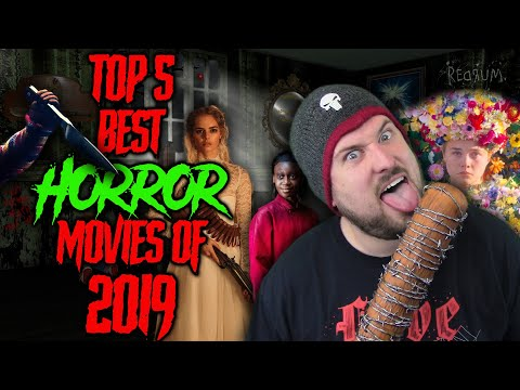 Top 5 Best Horror Movies of 2019