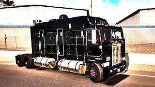 American Truck Simulator МОДЫ - МОНСТР ГРУЗОВИК (kenworth k 1000)