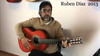 Tips: How Memorize Chords / Ruben Diaz e-zine CFG Malaga Flamenco Guitar Lessons