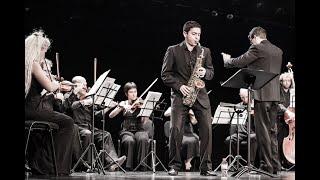 PABLO LEÓN CANDELA –  FINAL ROUND – I ANDORRA INTERNATIONAL SAXOPHONE COMPETITION 2014