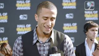 Colin Kaepernick talks to BlackTree TV in rare Interview