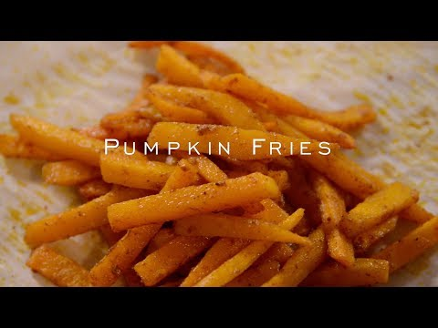 Healthy Butternut Squash Fries Recipe – Low-calorie Gourmet Fries