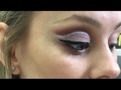 Cut Crease Makeup Tutorial | Marie Claire