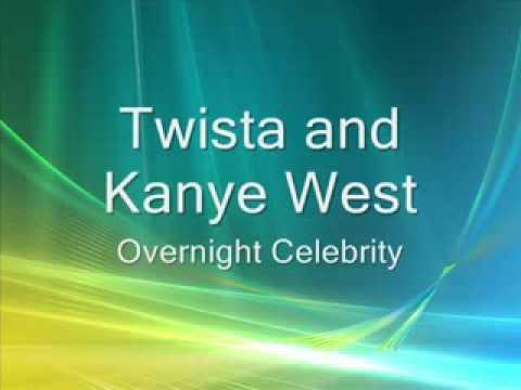 KANYE WEST : Overnight Celebrity lyrics