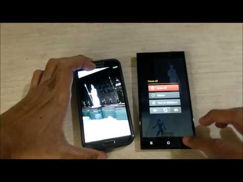 Gionee Elife E7 Vs. Galaxy S4 Antutu Benchmark Showdown