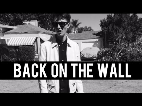 Greyson Chance - Back On The Wall (Lyrics)