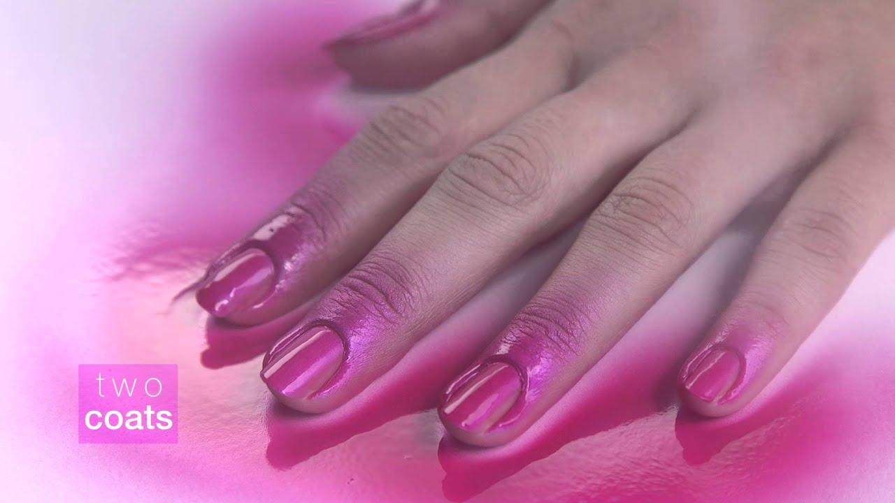 China Glaze Coloured Nail Spray