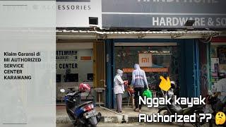 Klaim Layar Burn In Di Mi Authorized Service Center Karawang Syarat Buat Klaim Publicexperience Youtube