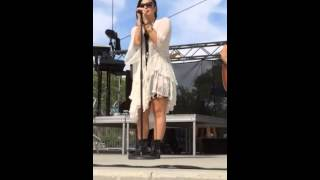 "Demi Lovato ""Believe In Me"" Live @ The Mid State Fair in Paso Robles"