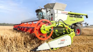 New claas lexion