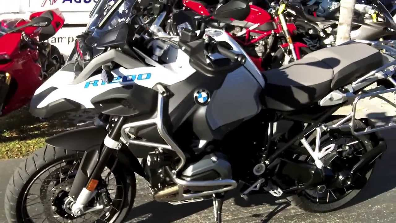 2015 Bmw R1200gs Adventure Alpine White At Euro Cycles Of