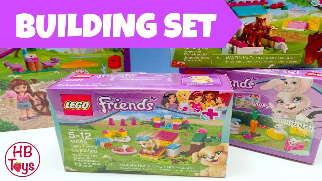 Lego Friends | LEGO DOG | Lego Friends Animals | Lego Friends Toys | Lego  Friends Pets | Lego Blocks