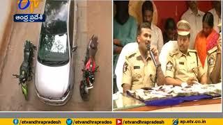 Police solves Penumaka Robbery case