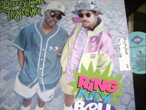 DJ Jazzy Jeff & Fresh Princering my bell Mrlee club mix