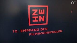 Netzreporter beim 10. Empfang der Filmhochschulen Berlinale 2017