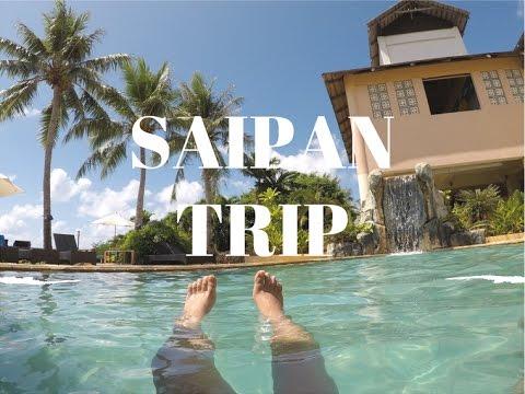 Saipan Trip. ♡ | VLOG