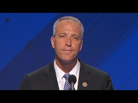 Rep. Sean Patrick Maloney addresses the DNC
