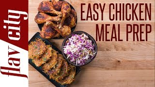 Chicken Meal Prepping - Easy Meal Planning For The Week