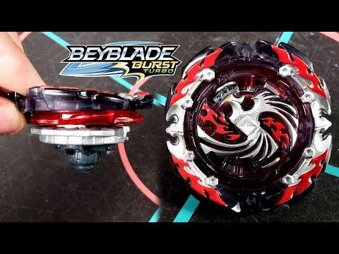 NEW HASBRO DREAD PHOENIX P4   Beyblade Burst Turbo Review!