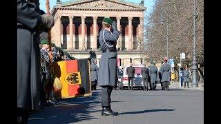 Trauermarsch aus Händels Saul - Stabsmusikkorps 22.02.2019